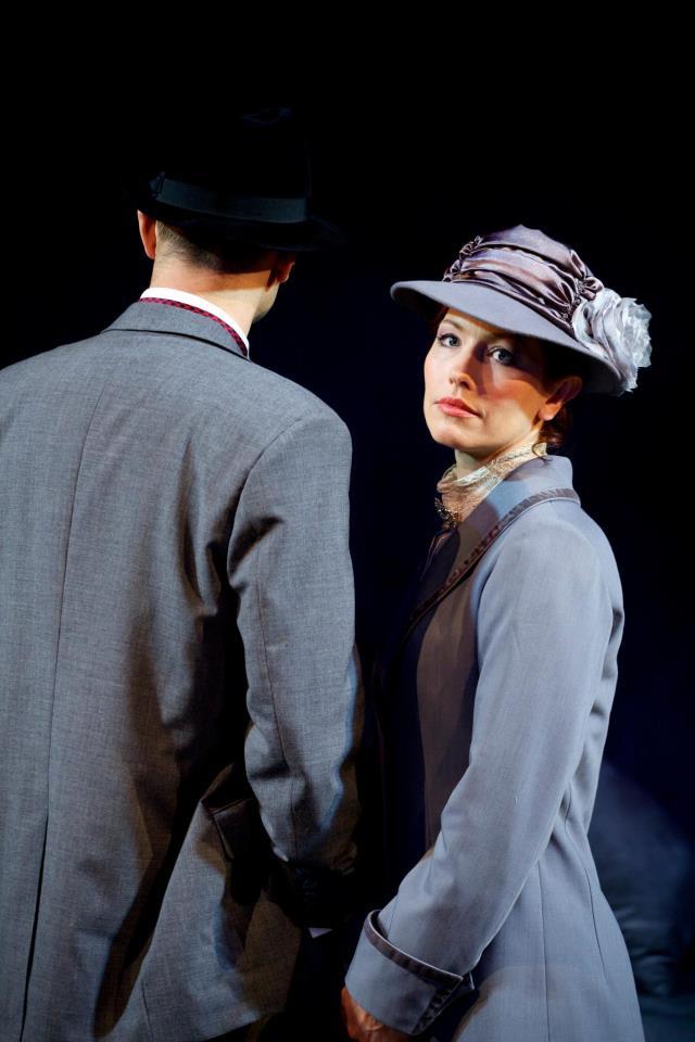"""Spektakl """"Tajemniczy Mr. Love"""" (źródło: materiały prasowe teatru)"""