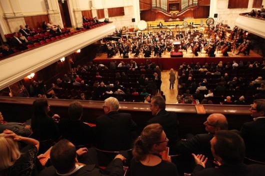 Warszawska Jesień 2011, Koncert finałowy, fot. Grzegorz Mart (źródło: mat. pras. organizatora)