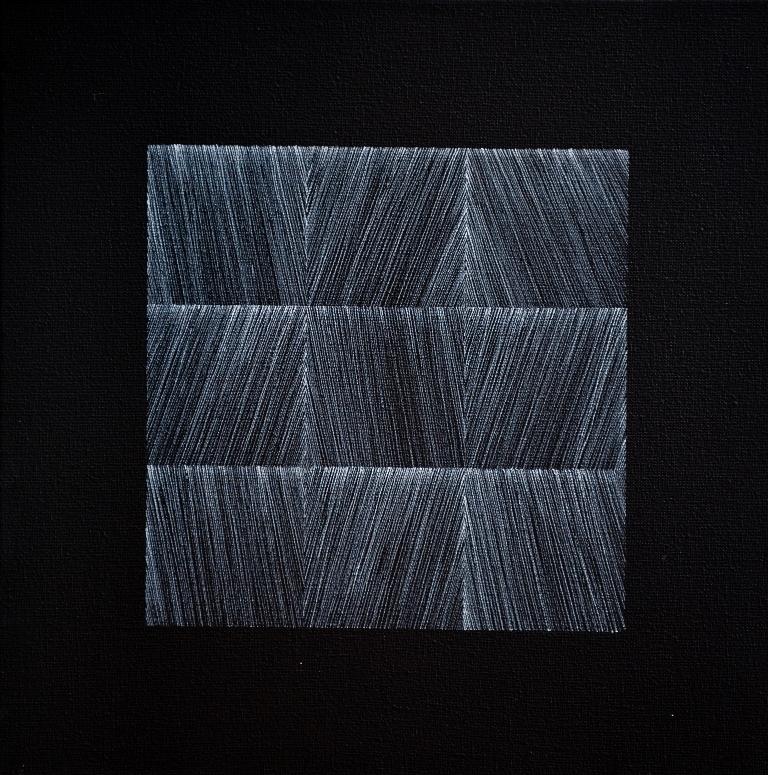 """Anna Szprynger, wystawa """"Wizje pejzażu"""" w Sankt Petersburgu (źródło: materiały prasowe organizatora)"""