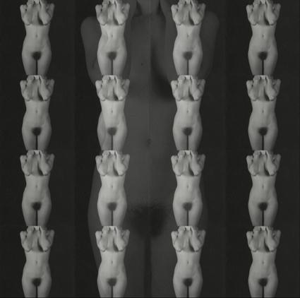 """Fot. Zbigniew Dłubak, """"Gestykulacje"""", 1970-1979, montaż: Włodzimierz Kossak (źródło: materiały prasowe organizatora)"""