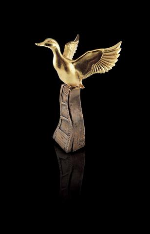 Złota Kaczka – statuetka (źródło: materiały prasowe organizatora)