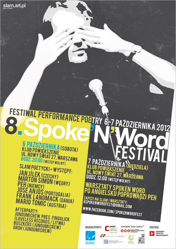 8. Spoke`N`Word Festival, (źródło: materiały prasowe organizatora)