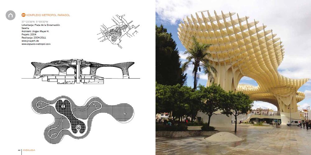 """""""Architectourism 01 Hiszpania"""", Bartosz Haduch, Michał Haduch (źródło: materiały prasowe autora)"""