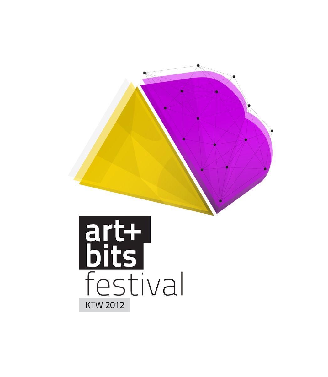 art+bits festival w Katowicach, logo (źródło: materiały prasowe organizatora)