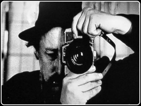Przegląd filmów Art.Dok - fotografia z wystawy (źródło: materiały prasowe)