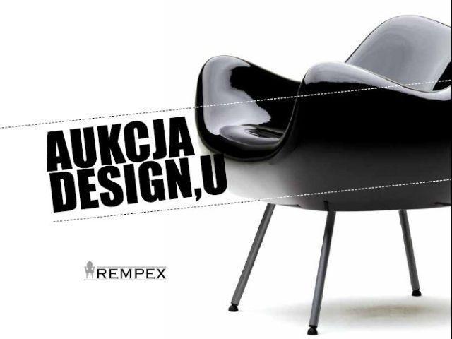 Aukcja Designu w Domu Aukcyjnym Rempex (źródło: materiały prasowe organizatora)
