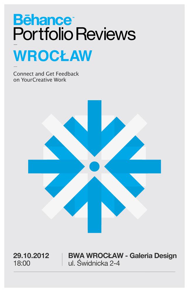Behance Portfolio Reviews – Wrocław (źródło: materiały prasowe organizatora)