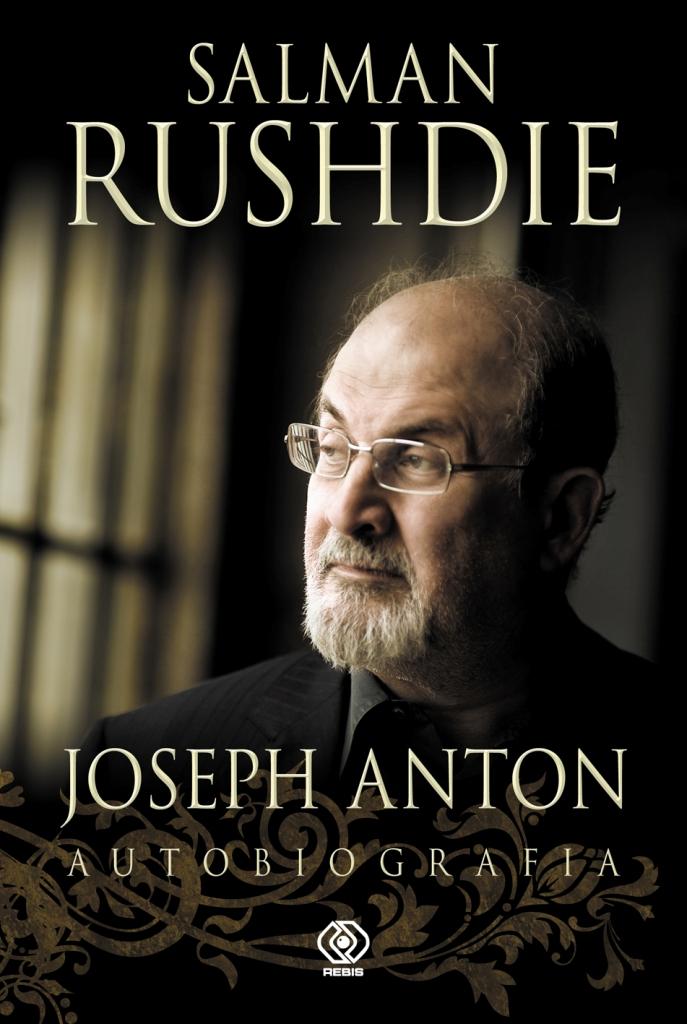 "Salman Rushdie ""Joseph Anton. Autobiografia"" (źródło: materiały prasowe organizatora)"