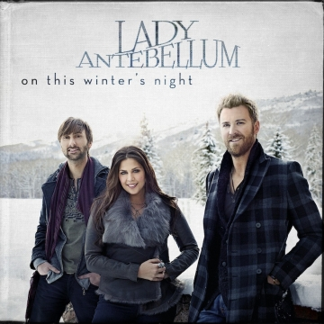 """Lady Antebellum, """"On this winter's night"""", (źródło: materiały prasowe organizatora)"""