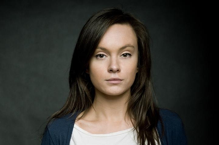 Maria Dejmek - aktorka (źródło: materiały prasowe)