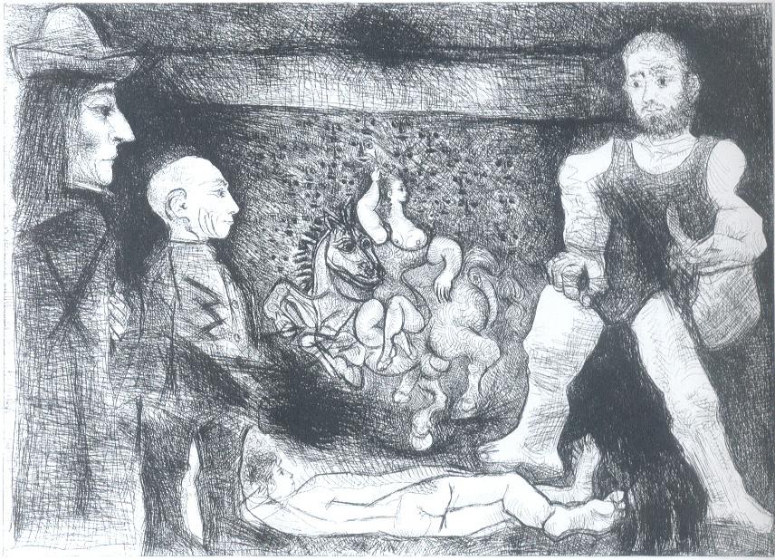 Autor: Pablo Picasso (źródło: materiały prasowe organizatora)