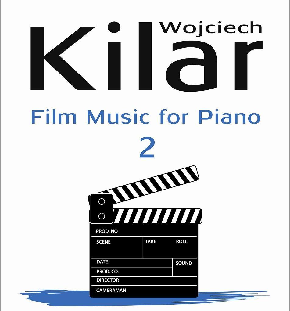 plakat koncertu muzyki filmowej Wojciecha Kilara (źródło: materiały prasowe organizatora)