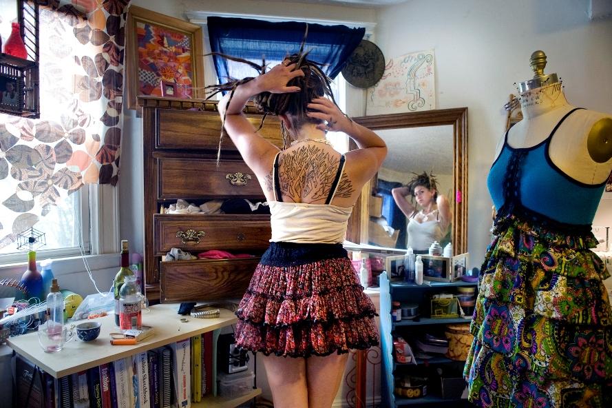 "Rania Matar ""A Girl and Her Room"" (źródło: materiały prasowe organizatora)"
