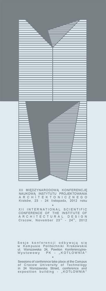 """Konferencja """"Definiowanie przestrzeni architektonicznej: Detal architektoniczny dziś"""" (źródło: materiały prasowe organizatora)"""