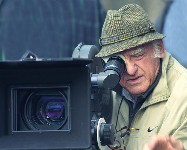 Jerzy Kawalerowicz - reżyser, fot. Krzysztof Wojciewski (źródło: materiały prasowe organizatora)