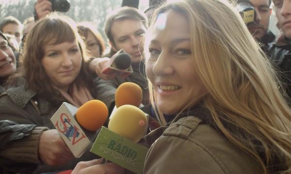 """Maria Sadowska - reżyserka filmu """"Dzień kobiet"""" (źródło: materiały prasowe)"""