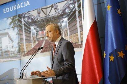 Konferencja MKiDN, Minister Bogdan Zdrojewski, fot. Danuta Matloch (źródło: materiały prasowe MKiDN)