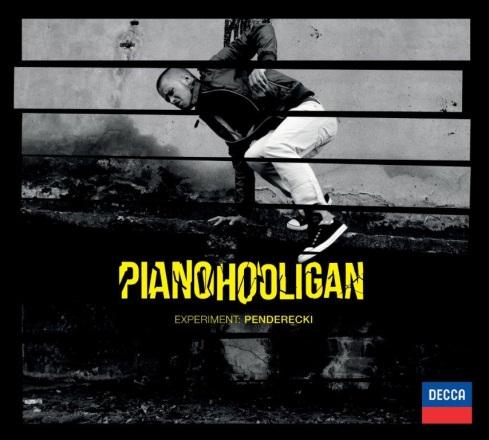"Pianohooligan ""Experiment: Penderecki"" (źródło: materiały prasowe)"