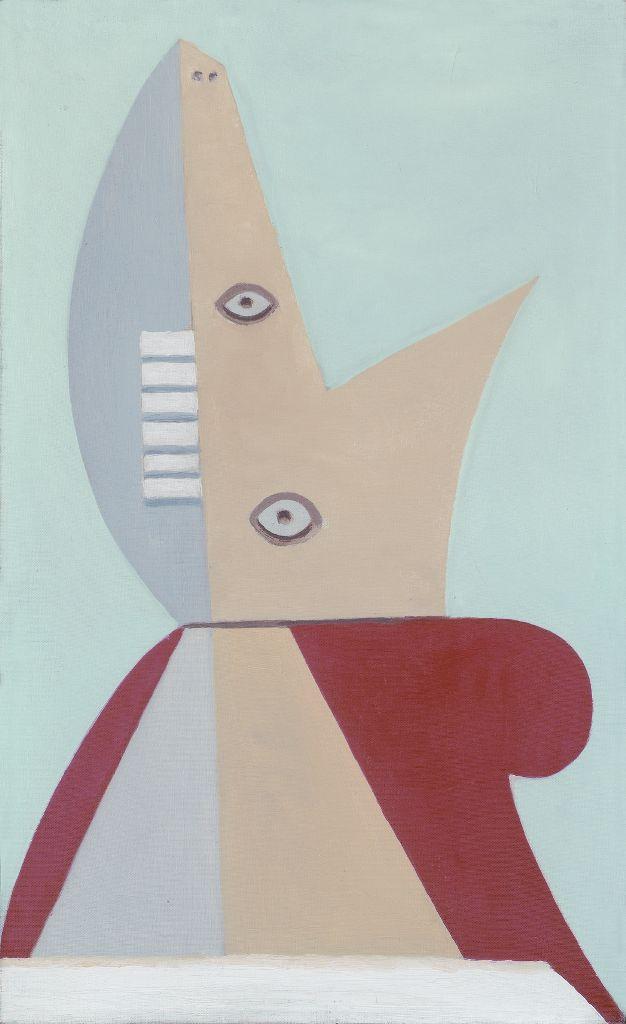 """Picasso Pablo, """"Tête de jeune fille"""" (źródło: materiały prasowe organizatora)"""