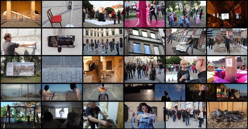 """Siledia Art Biennale, """"outside in inside out"""", pakiet zdjęć (źródło: materiały prasowe organizatora)"""