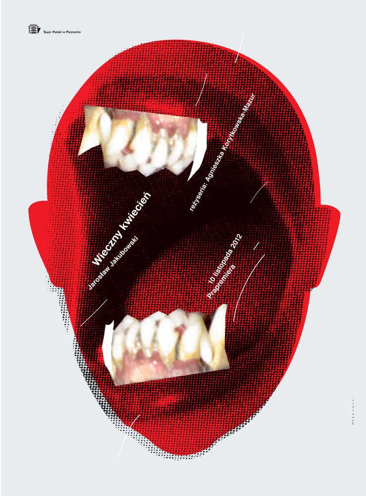 """""""Wieczny kwiecień"""", reż. Agnieszka Korytowska-Mazur, plakat (źródło: materiał prasowy)"""
