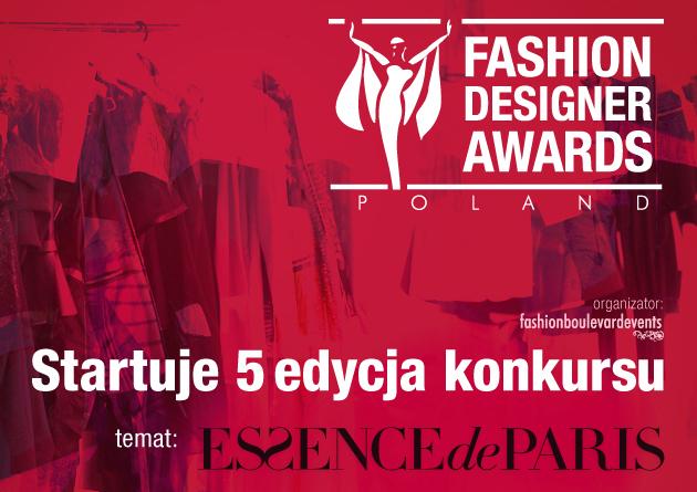 5 edycja konkursu Fashion Designer Awards (źródło: materiały prasowe organizatora)