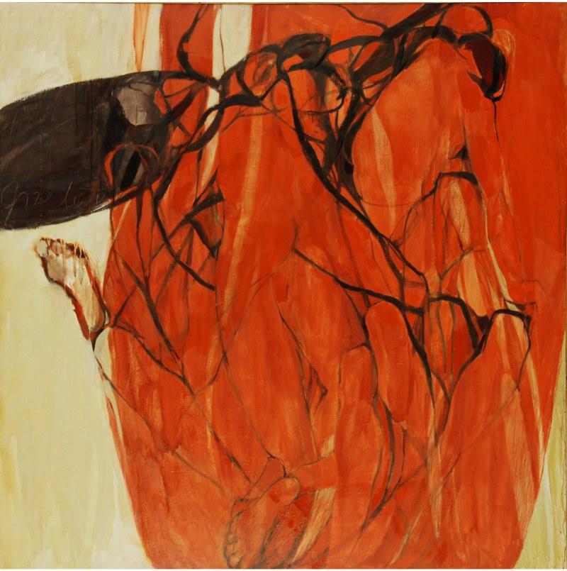 Gizela Pierzyńska-Bossak w Galerii EL (źródło: materiały prasowe)