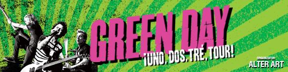 Green Day (źródło: materiały prasowe)