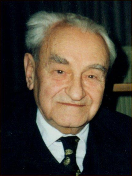 Jerzy Turowicz, fot. Mariusz Kubik, Warszawa 1994 (źródło: Wikipedia Wolna encyklopedia)