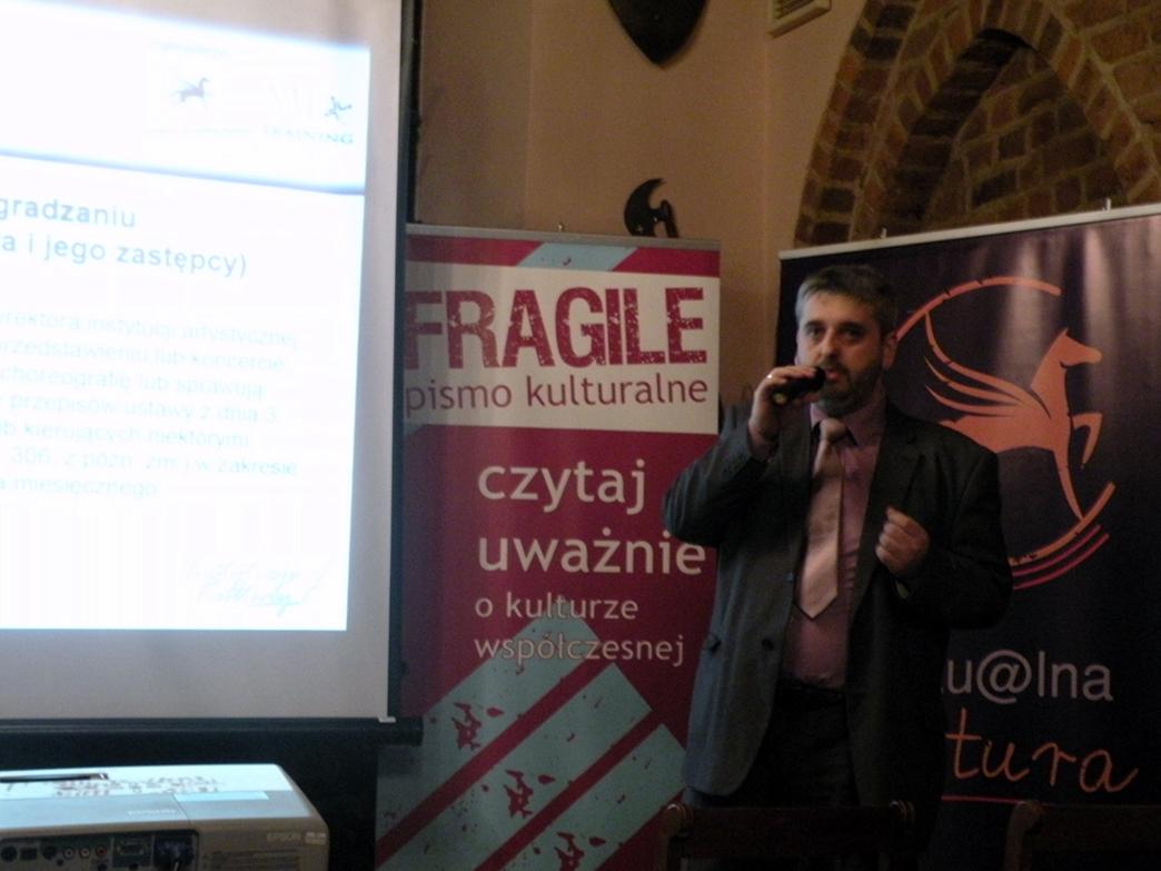 I Ogólnopolski Kongres Instytucji Kultury (źródło: materiały prasowe organizatora)