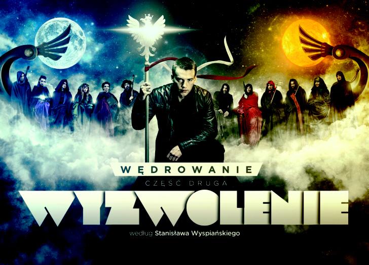 """""""Wyzwolenie"""", reż. Krzysztof Jasiński - plakat (źródło: materiały prasowe)"""