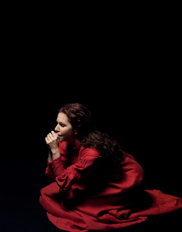 Joyce DiDonato jako Maria Stuarda, fot. Brigitte Lacombe/Metropolitan Opera (źródło: materiały prasowe organizatora)