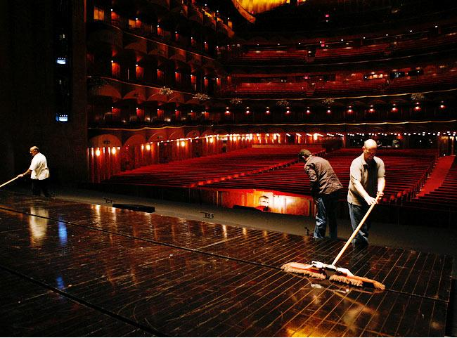 The Metropolitan Opera w Nowym Jorku (źródło: materiały prasowe organizatora)