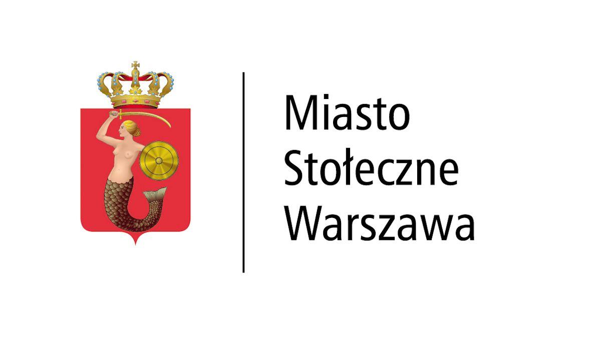 Miasto Stołeczne Warszawa, logo (źródło: materiały prasowe organizatora)