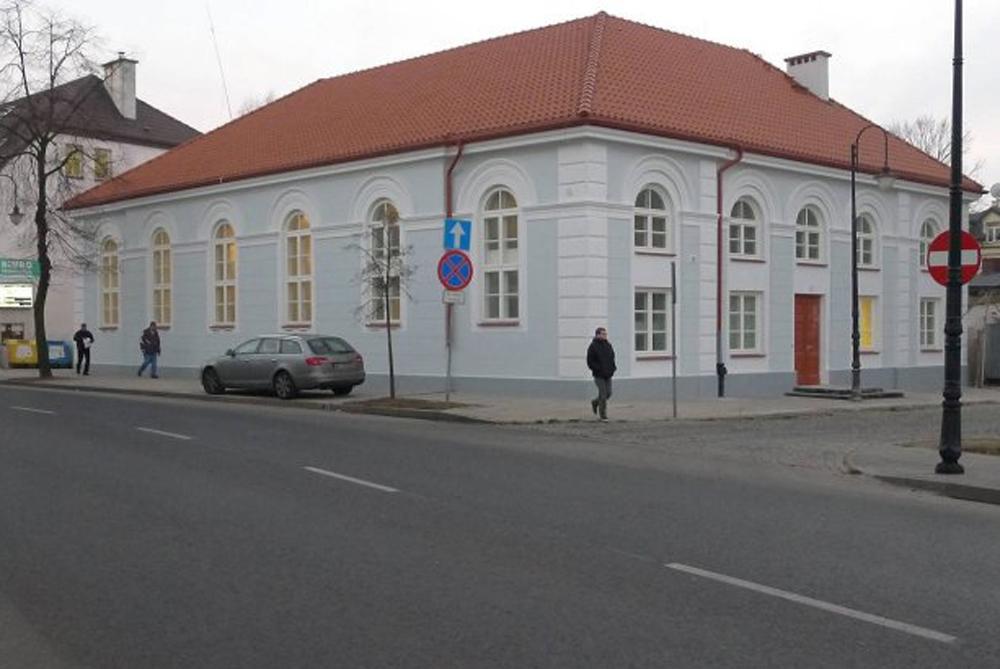 Muzeum Żydów Mazowieckich w Płocku