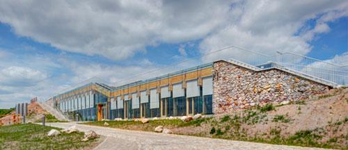 Centrum Geoedukacji w Kielcach, proj. Palk Architekci (źródło: materiały prasowe organizatora)