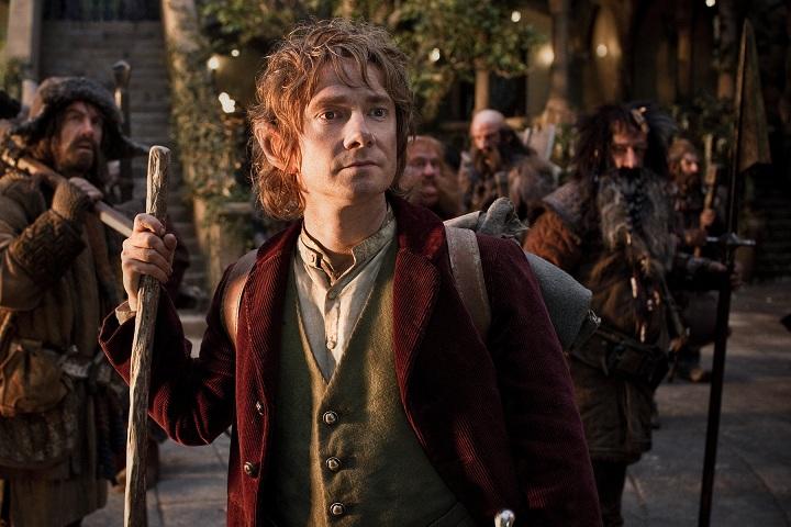 """""""Hobbit: Niezwykła podróż"""", reż. Peter Jackson - kadr z filmu (źródło: materiały prasowe)"""