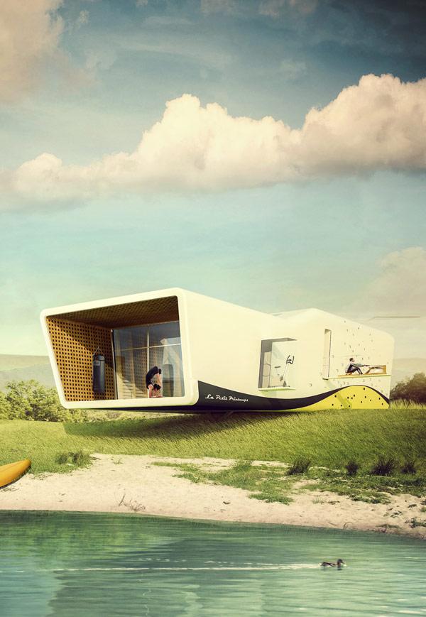 Sport Hauz, proj. Front Architects (źródło: materiały prasowe)
