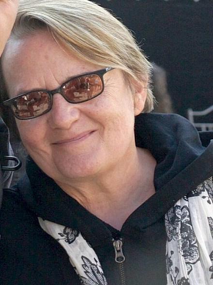 Agnieszka Holland - reżyserka (źródło: Wikipedia. Wolna Encyklopedia)