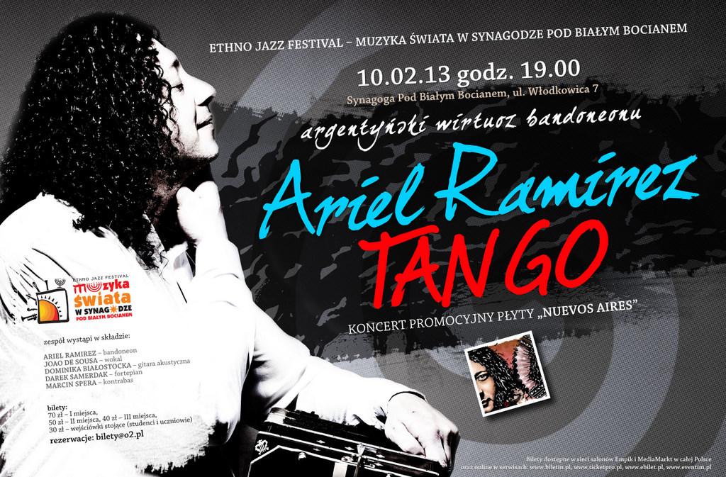 Ariel Ramirez (źródło: materiały prasowe)