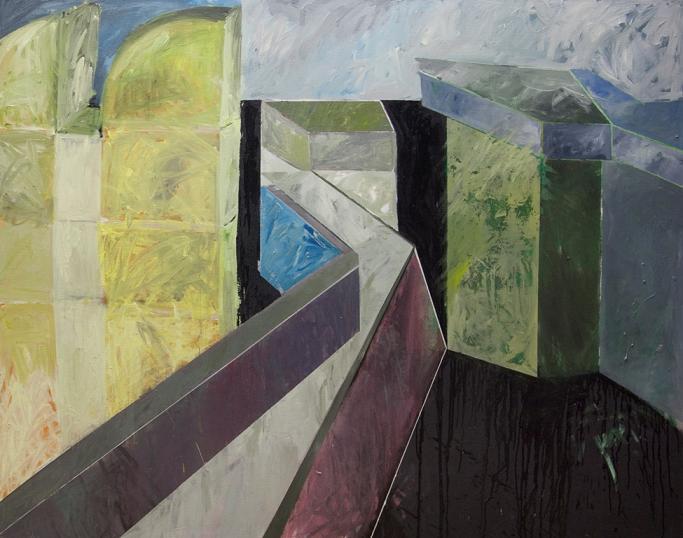 """Bartosz Ślusarski, z cyklu """"Miasto mantra"""" 2011 (źródło: materiały prasowe)"""