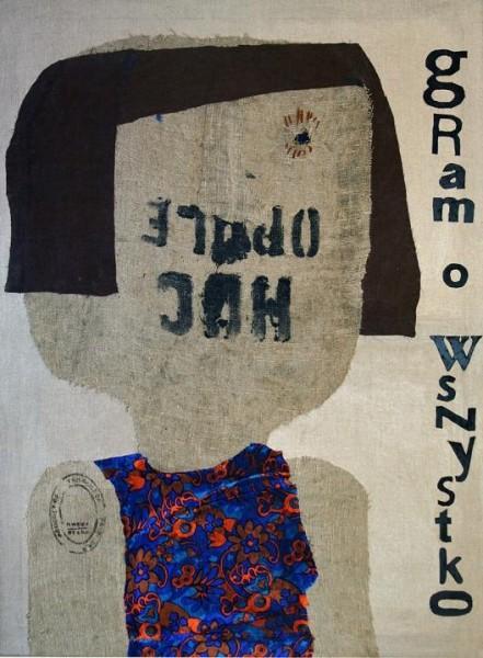 """Dagmara Angier-Sroka, """"Gram o wszystko"""" 2012 (źródło: materiały prasowe)"""