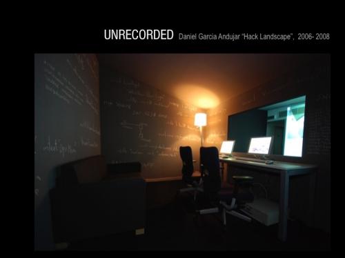 """Daniel Garcia Andujar, """"Hack Landscape"""" (źródło: materiały prasowe organizatora)"""