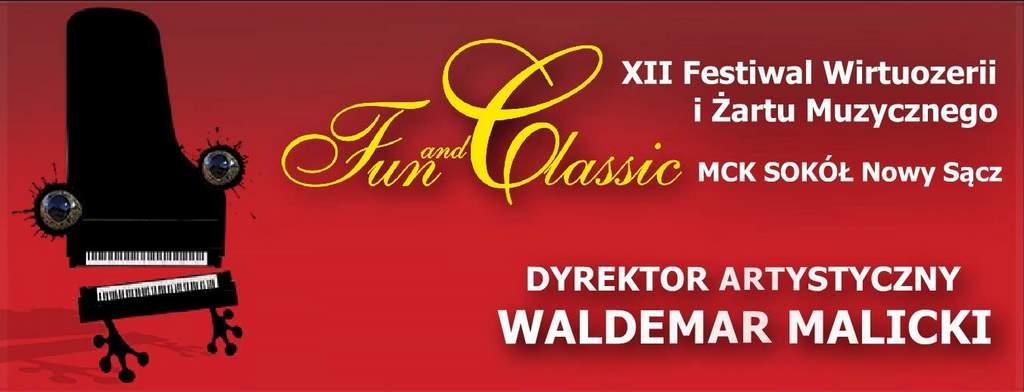 Festiwal Wirtuozerii i Żartu Muzycznego Fun and Classic