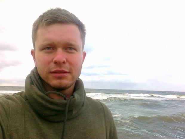 Grzegorz Zariczny - reżyser, fot. Studio Munka-SFP (źródło: materiały prasowe)
