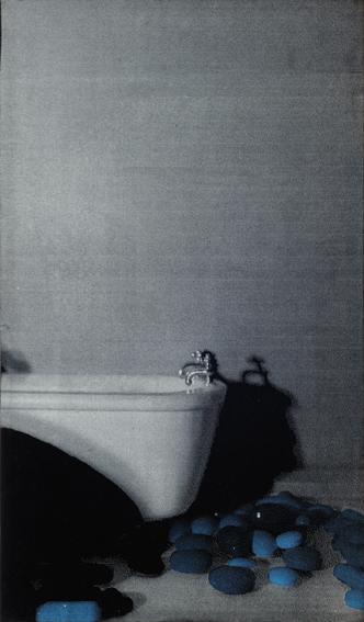 """Holler Stefanie, """"Kraina Szczęśliwości #3"""", 2011, sitodruk (źródło: materiały prasowe organizatora)"""
