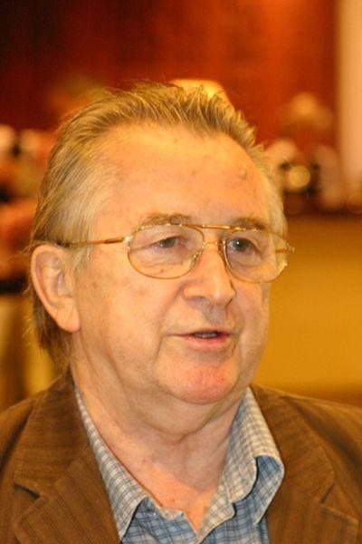 Kazimierz Kutz - reżyser (źródło: Wikipedia. Wolna Encyklopedia)