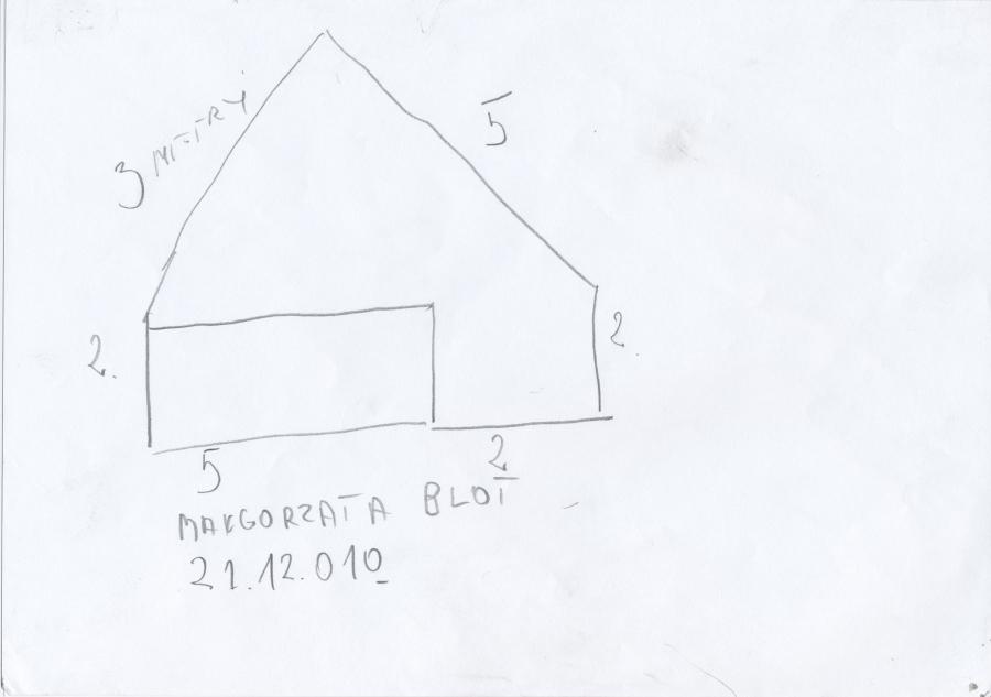 """Łukasz Surowiec, """"Szczęśliwego Nowego Roku"""", rysunek wykonany przez bezdomnego, 2011 (źródło: materiały prasowe organizatora)"""
