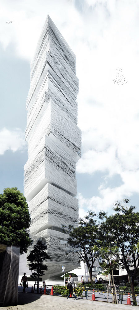 Muzeum Mody w Tokio, proj. MUS architects (źródło: materiały prasowe)