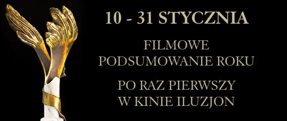 Przegląd filmów kandydujących do Polskich Nagród Filmowych Orły 2013 (źródło: materiały prasowe organizatora)